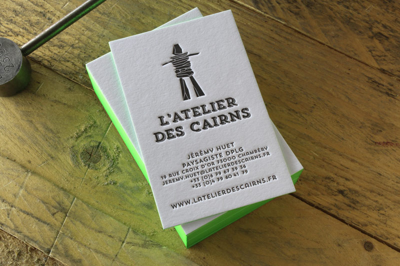 Tagged Carte De Visite